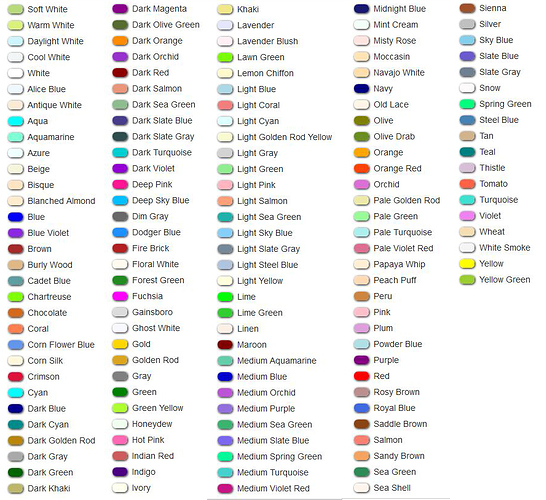 WC_Colors
