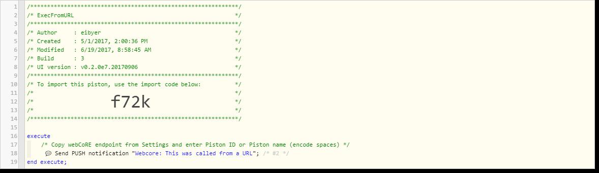 Tasker variable into Webcore? - Piston: Design Help - webCoRE