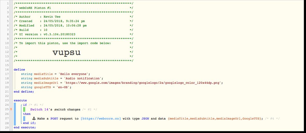 Sending POST with JSON array - Piston: Design Help - webCoRE