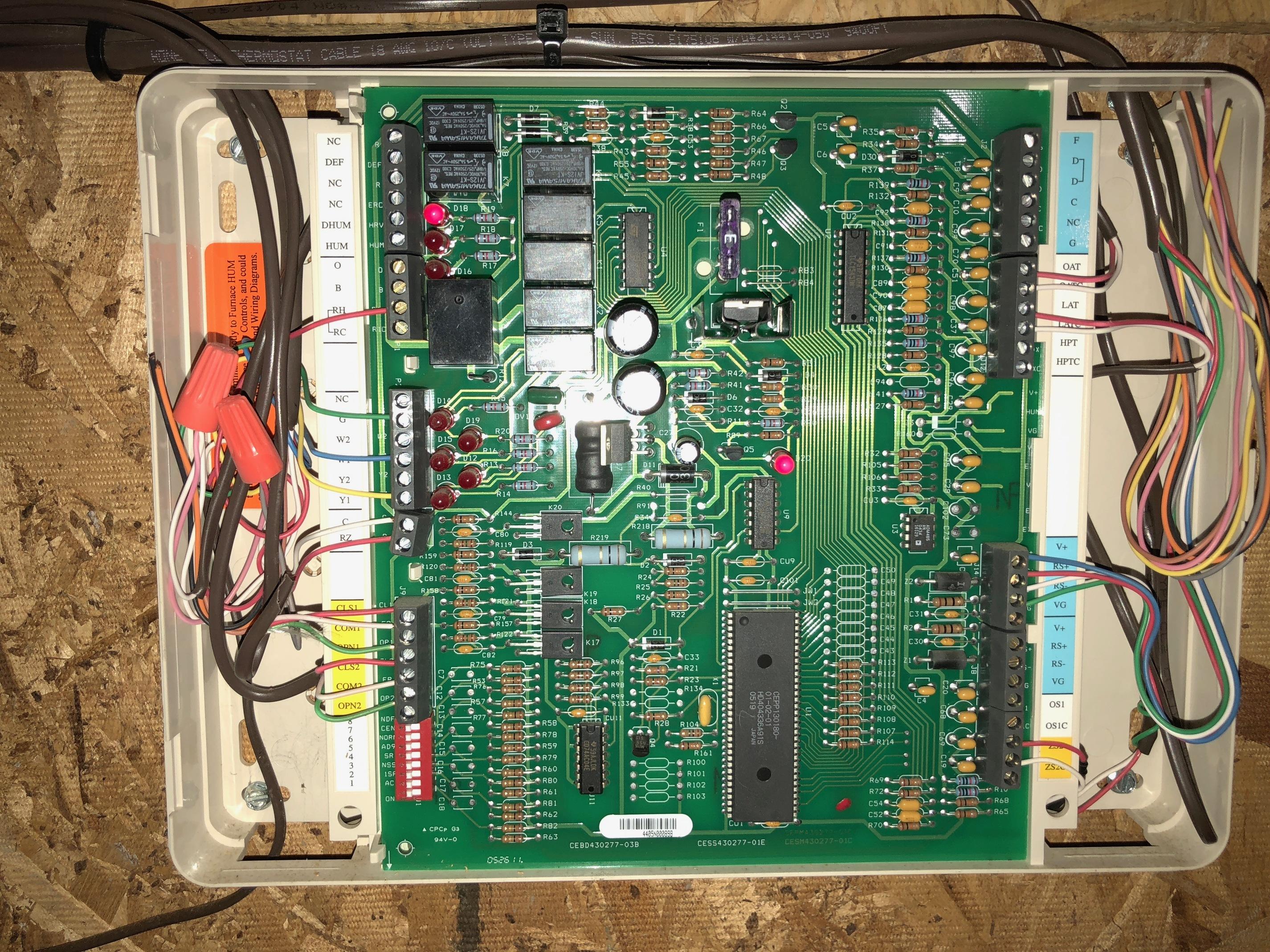 Hvac Smart Thermostat Options