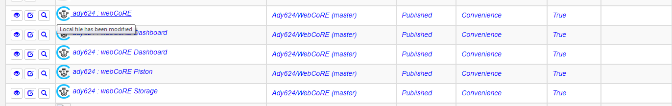 Updated webCoRE - now cannot login to WebCoRE - Bug Reports